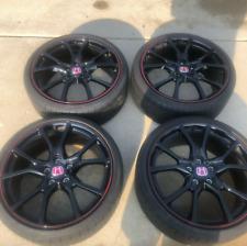 Precision 20 x Chrome Ball Śeat Wheel Nuts for Genuine Ĥonda Civic Type-R 5-Stud Alloy Wheels Part No 20HONOENM10116
