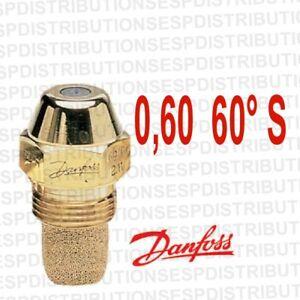 gicleur-DANFOSS-S-debit-0-60-60-S-nozzle-fioul-030F6912-en-stock
