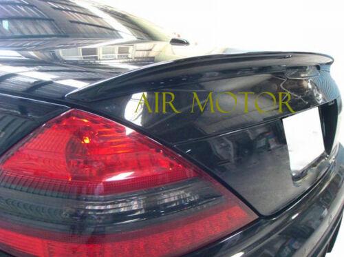 M-Benz 2003-2011 R230  Print Your Color  Trunk Spoiler SL500 SL550 SL600 SL63AMG