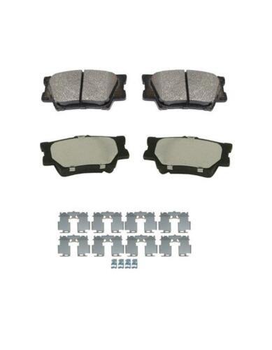 VIBE /& MATRIX 09-10 AVALON 08-13 CAMRY 07-13 Rear Premium Ceramic Brake Pads
