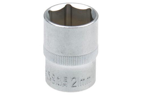 """Douille SW 21 mm 1//2/"""" Outil Voiture Douille extérieure Hexagonal écrou"""