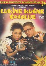 LUKINE KUCNE CAROLIJE DVD Luka Madjionicar Hrvatski Kroatien Djecji Kinder Child