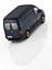 Mercedes Benz W 907//910 Sprinter Kastenwagen//Van 2018 Canvasit Blau 1:43 Neu OVP