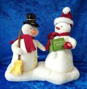 HALLMARK-MR-AND-MRS-MUSICAL-SNOWMAN