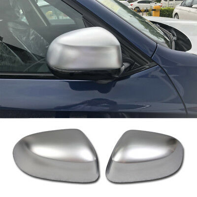 Beautost Fit For Nissan X-Trail Rogue 2014 2015 2016 2017 2018 Chrome Rear View Mirror Side Molding Cover Trims