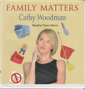 Cathy-Woodman-Family-Matters-11CD-Audio-Book-Unabridged-Womens-Fiction-Comedy
