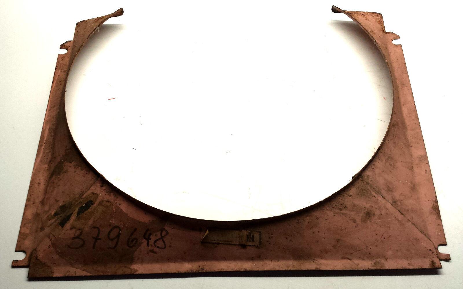 Kühlerschlauch unten Ø52mm L=112mm Case IH IHC 523 553 554 624 856XL