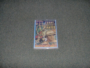 TERRY AND THE PIRATES CLIFFHANGER SERIAL 15 CHAPTERS 2