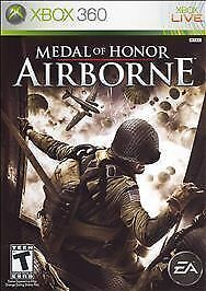 MEDAL OF HONOR AIRBORNE * XBOX 360 * BRAND NEW FACTORY SEALED!