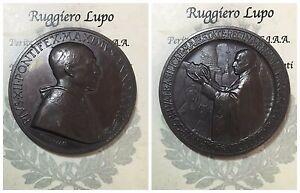 Medaille-Vatikan-Pius-XII-1954-Opus-Mistruzzi-FDC