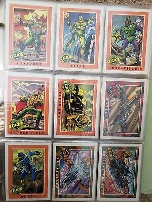 Tomahawk # 10 GI Joe Series 1 Impel Hasbro 1991 Base Trading Card