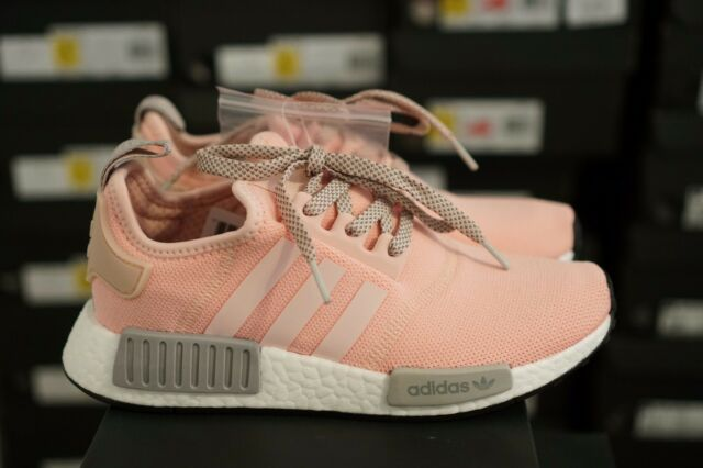 d41f89b94 adidas NMD R1 By3059 Womens Vapor Pink Grey Onyx Boost Limited for sale  online