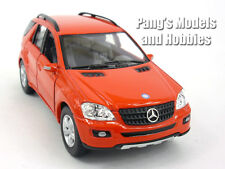 Mercedes-Benz ML-350 1/36 Scale Diecast Metal Model by Kinsmart - RED