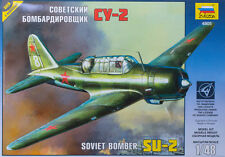 Zvezda 4805 Soviet Light Bomber Su-2 1/48