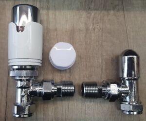 Valvula-Termostatica-Radiador-15-10-8mm-en-Angulo-Trv-amp-DETENTOR-PAQUETE-juego