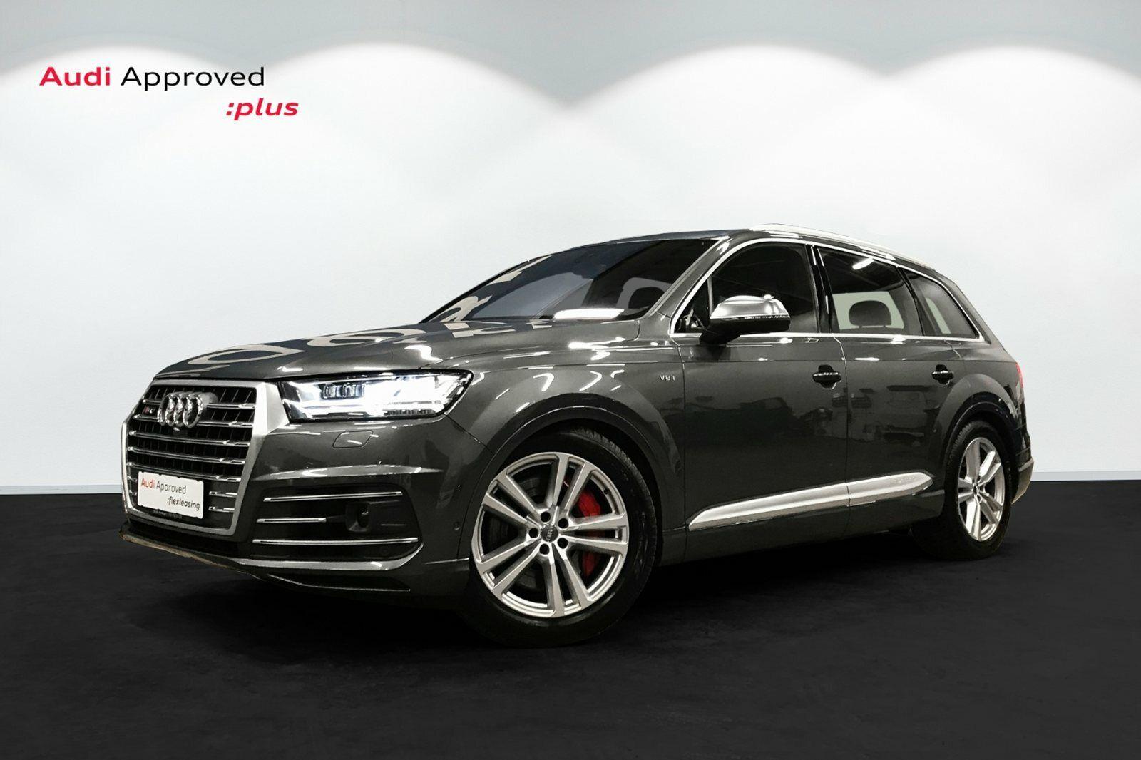 Audi SQ7 4,0 TDi 435 quattro Tiptr. 7prs 5d - 9.995 kr.