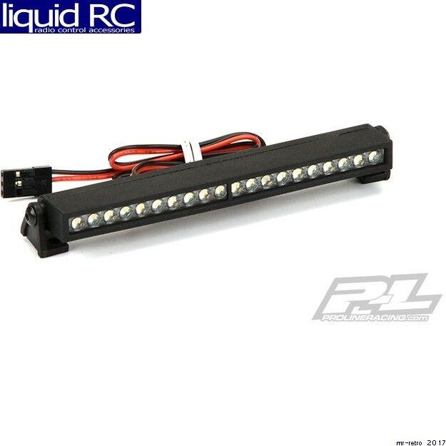 Pro-Line 6276-01 4 inch Super-Bright LED Light Bar Kit 6V-12V Straight