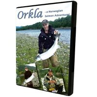 DVD Orkla: A Norwegian Salmon Adventure (angeln mit Fliege auf Lachs in Norwegen
