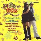 The 60's Ultimate Collection, Vol. 1: The History of Rock by Various Artists (CD, Mar-2006, Collectables)