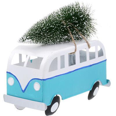 Christmas Van Tabletop Decoration