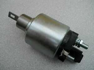 Image Is Loading 18d107 Starter Motor Solenoid Vw Transporter Multivan T4
