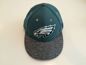 new concept 755cd 57bd1 Image is loading Hat-Philadelphia-Eagles-New-Era-Gray-2016-NFL-