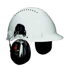 3M Peltor Optime II Ear Defenders Helmet Attachment H520P3E-410-GQ Ear Muffs
