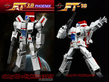 New FansToys Transformers FT-27 G1 Masterpiece MP Spindrift Seaspray in Stock