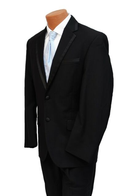 cd6d6fa907d79 41L Calvin Klein Aston Tuxedo Jacket w  Matching Trouser Formal Wedding Suit