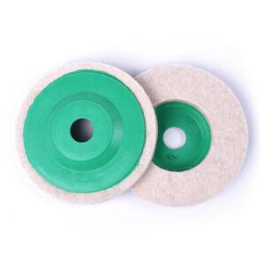 5Pcs-Angle-Grinder-4-034-inch-100mm-Round-Polishing-Wheel-Wool-Felt-Polish-Pads