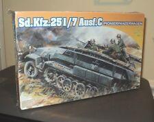 DRAGON MODEL: Sd.Kfz.251/7 Ausf.C (2006. Kit) BRAND NEW: Pionierpanzewagen 1:72