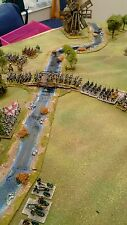 RIVER SECTIONS  NAPOLEONIC BOLT ACTION ECW 28MM SCENERY MADE TO ORDER!
