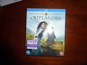 OUTLANDER Complete Season Series 1  Blu Ray LIMITED COLLECTOR039S EDITION - Burntwood, United Kingdom - OUTLANDER Complete Season Series 1  Blu Ray LIMITED COLLECTOR039S EDITION - Burntwood, United Kingdom