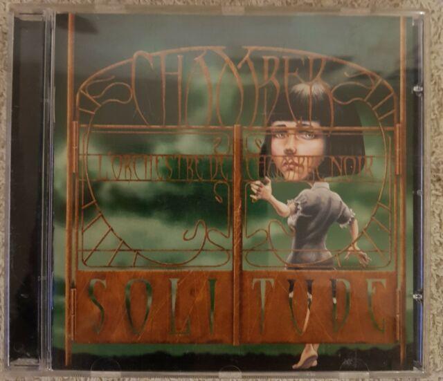 SOLITUDE von CHAMBER Audio-CD 2004 L'Orchestre De Chamre Noir Album NEUWERTIG
