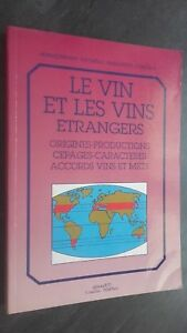 El Vino Y Las Aliens Educación-formación Bpi París 1991 Demuestra Buen Estado
