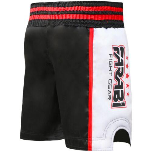 Pantaloncini MUAY THAI KICK BOXING MMA Training Palestra Fitness BAULI Mix Arti Marziali