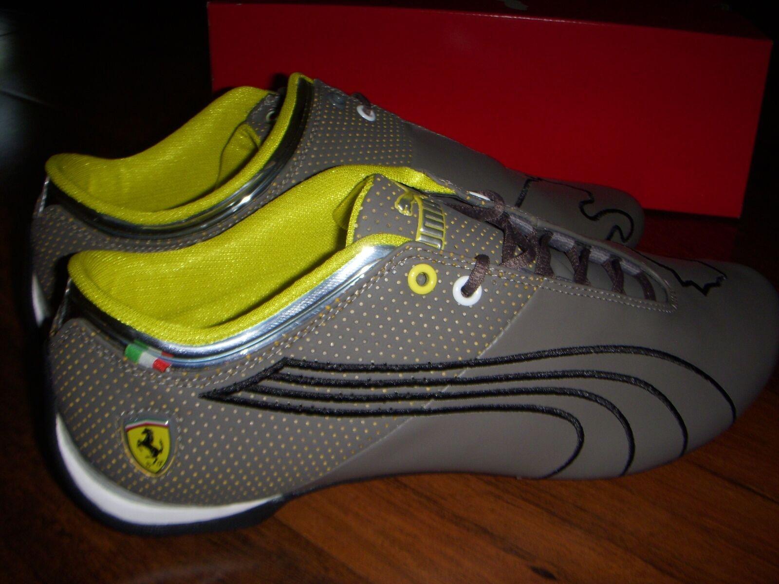 Puma futuro gato sombra amarilla M1 Big Ferrari SF l Ferrari Big zapatos atléticos hombres 14 - nuevo b4e1e4