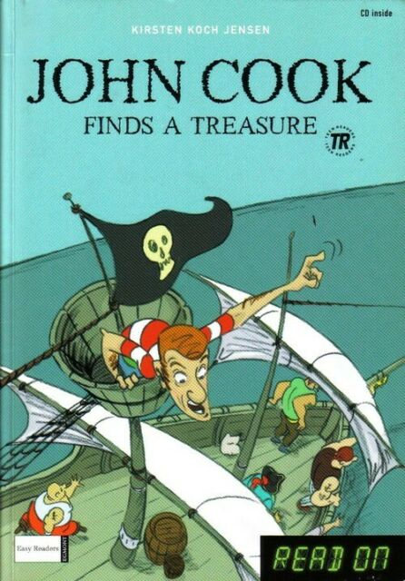 JOHN COOK FINDS A TREASURE/MEETS A KILLER+CD. NUEVO. Envío URGENTE (IMOSVER)