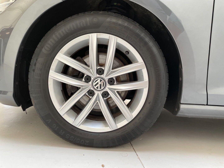 Billede af VW Golf VII 1,5 TSi 130 Comfortline Variant DSG
