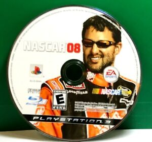 NASCAR-08-Sony-PlayStation-3-2007-Disc-Only-35097
