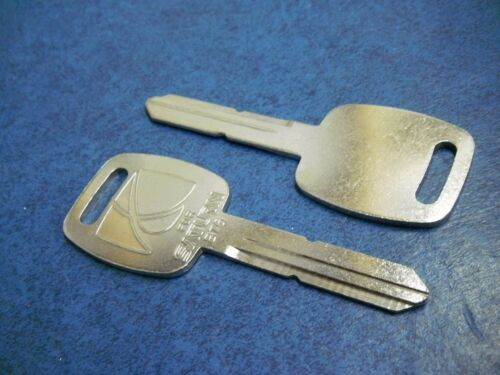 SATURN Logo P1108 UNCUT Blade Key Blank KAR 87672 ILCO B76