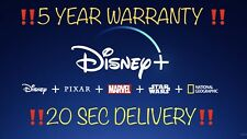 Disney+ Plus | WorldWide | 3 Year Subscription | 🔥 20 SEC Delivery 🔥