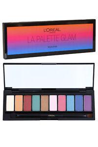Paleta-de-colores-Riche-la-L-039-Oreal-verano-Glam