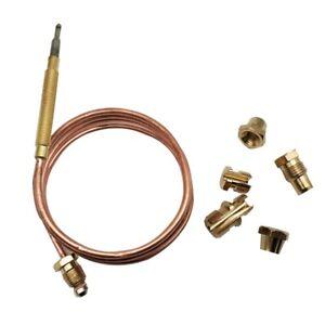900Mm-Gas-Herd-Universal-Thermoelement-Kit-M6X0-75-Mit-Verschuetteten-Mutter-G5J9
