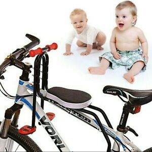 Bicycle Bike Back Seat Safety Stable Baby Child Kids Chair Carrier Sport Seat UK