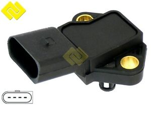 VW Volkswagen Touareg MAP Sensor 3.0 TDi V6 Sensor 0281002401 7L