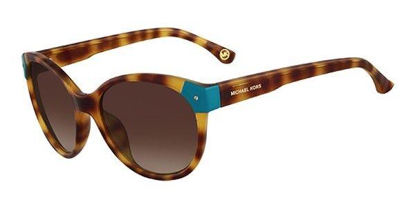 a46917db7393 Michael Kors MKS 2852 S 240 Sunglasses SAVANNAH Tortoise Authentic Free Ship