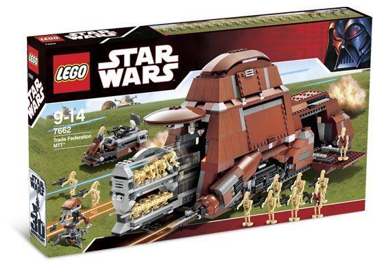acquistare ora Nuovo Nuovo Nuovo Lego Estrella Guerras 7662 Trade Federation MTT SEALED  il più economico