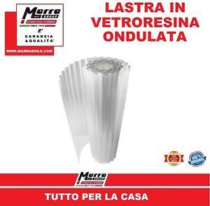 Lastra vetro resina plastica vetroresina tettoia ondulata for Vetroresina ondulata prezzo