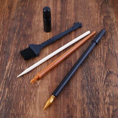 5Pcs Painting Drawing Scratch Arts Set Stick Scraper Pen Tools Creative DIY